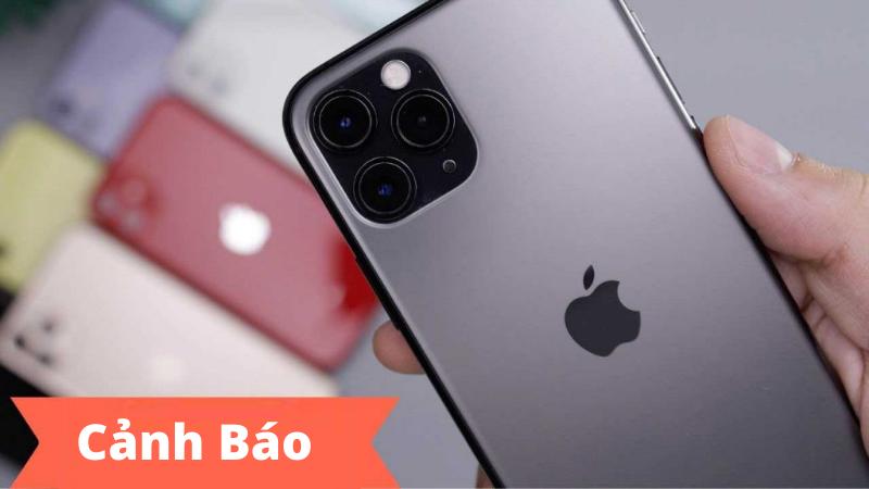 Giả nhân viên Apple Việt Nam lừa tặng iPhone 11 Pro