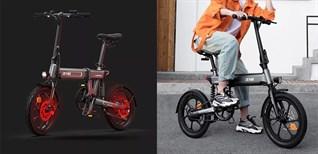 Xiaomi ra mắt xe đạp điện HIMO Z16: Siêu nhỏ gọn, 3 chế độ gập, đi được 80km, giá 8.3 triệu