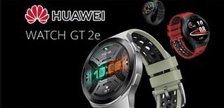 Huawei Watch GT 2e ra mắt: Pin 14 ngày, Bluetooth 5.1, giá 4.3 triệu