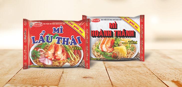 Mì Lẩu Thái
