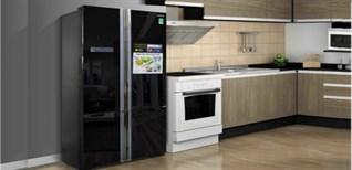 5 mẫu tủ lạnh nhiều cửa cho căn bếp sang trọng, đang giảm giá tới 6 triệu