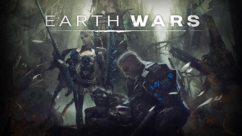 Hình ảnh trong game Earth WARS: Retake Earth
