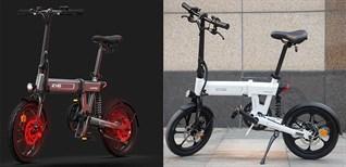 Trên tay xe đạp điện HIMO Z16 của Xiaomi, thiết kế gập tiện lợi, chạy được tới 80km