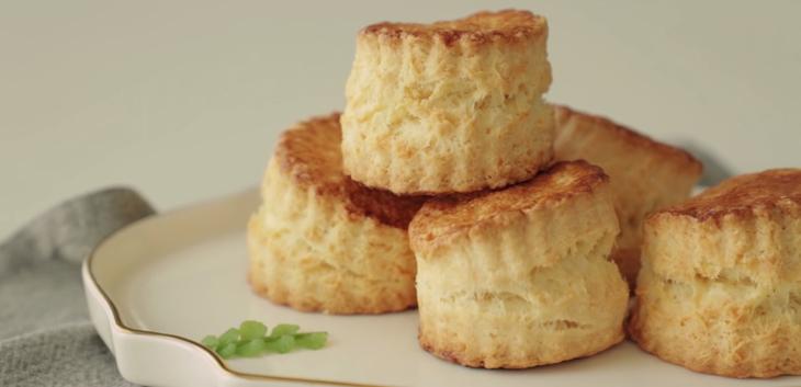 Bước 5 Thành phẩm Bánh Scone
