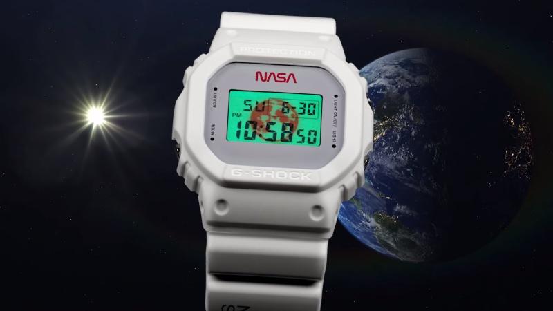 Casio ra mắt đồng hồ G-Shock phiên bản giới hạn theo chủ đề tàu con thoi NASA, nhanh tay đặt mua thì còn mà chậm tay thì hết