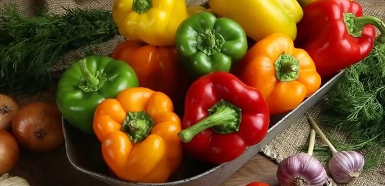 7 công dụng của ớt chuông đối với sức khỏe và một số món ăn ngon