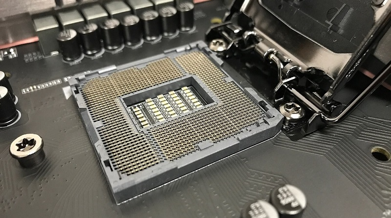 Vi xử lý Intel Alder Lake thế hệ 12 sẽ sử dụng socket LGA 1700, thay thế LGA 1200 chỉ sau 2 thế hệ chip