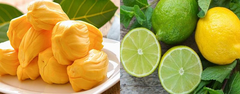 Nguyên liệu món ăn 3 cách làm mít sấy