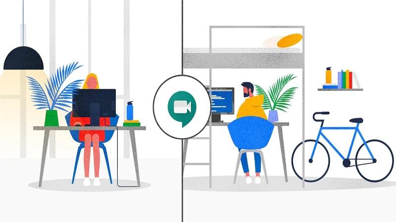 Google tích hợp dịch vụ hội nghị truyền hình trực tiếp Meet vào Gmail để cạnh tranh với Zoom, bạn thấy ứng dụng nào xài tốt hơn?
