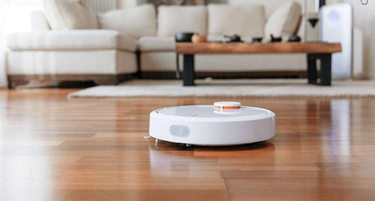Robot phù hợp cung cư tầng thấp