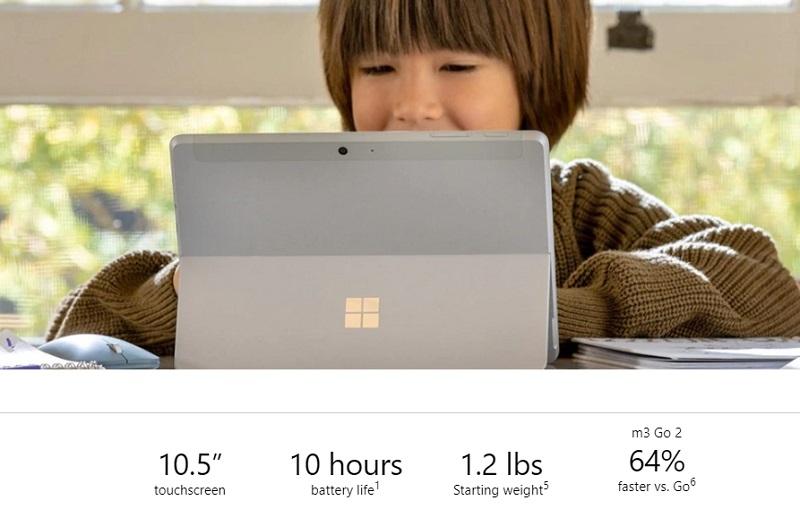 Surface Go 2 chính thức ra mắt