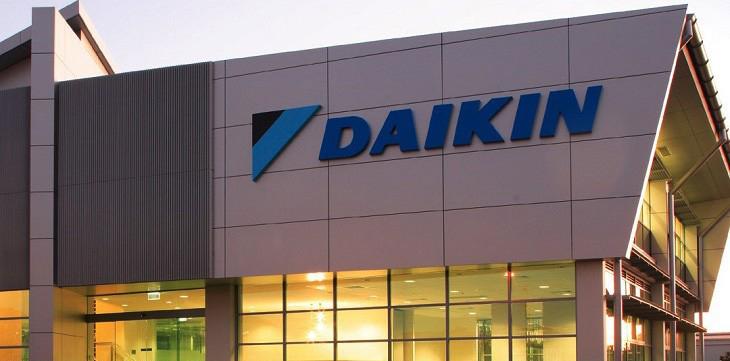 Daikin - Chuyên gia về lĩnh vực điều hòa không khí từ Nhật Bản