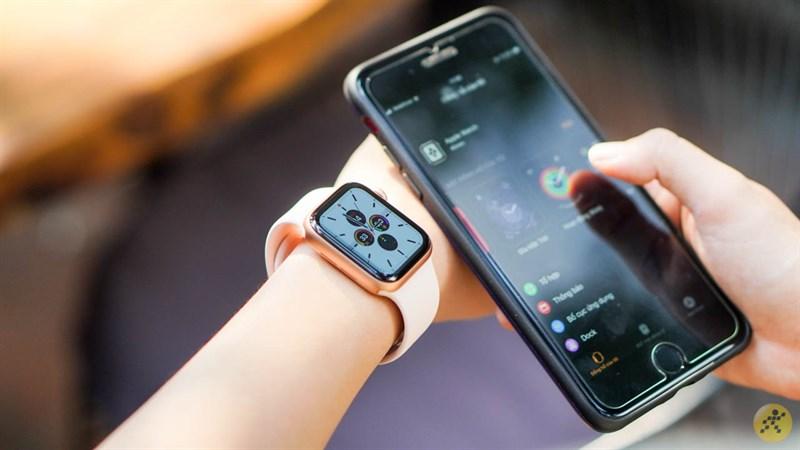 Hình ảnh Apple Watch S5 LTE