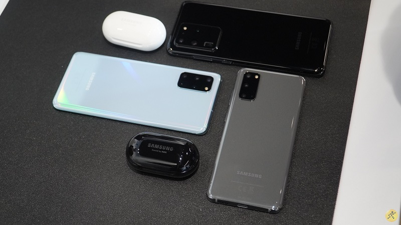 Galaxy S21 được cho là có camera chính với độ phân giải cao hơn cả máy ảnh số Fujifilm GFX 100