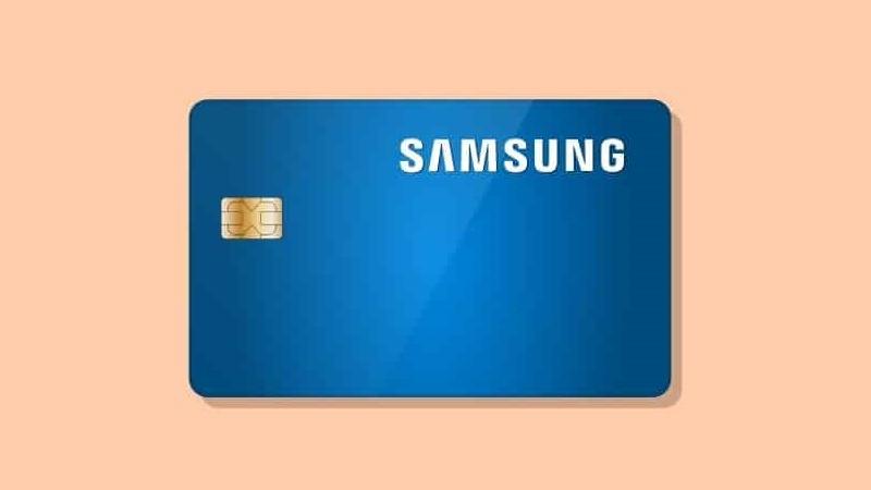 Samsung sắp ra mắt thẻ ngân hàng, giống như Apple Card và Huawei Card