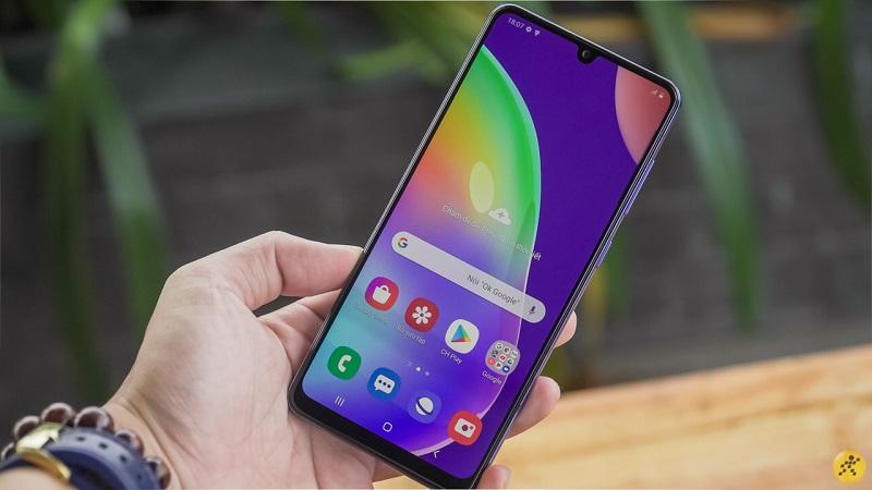 Hình ảnh Samsung Galaxy A31