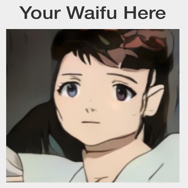 Công cụ chuyển ảnh người sang anime