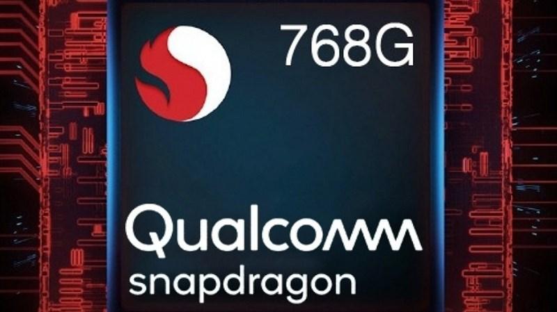 Qualcomm giới thiệu chip Snapdragon 768G, CPU và GPU được ép xung để tăng tốc độ xử lý, tích hợp sẵn modem 5G