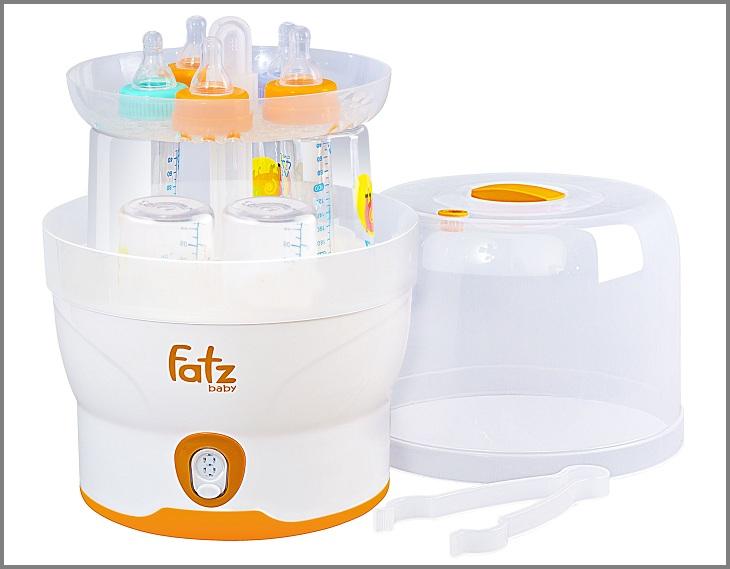 Máy tiệt trùng bình sữa Fatzbaby
