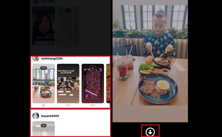Xem story của crush không bị phát hiện bằng ứng dụng PEEK