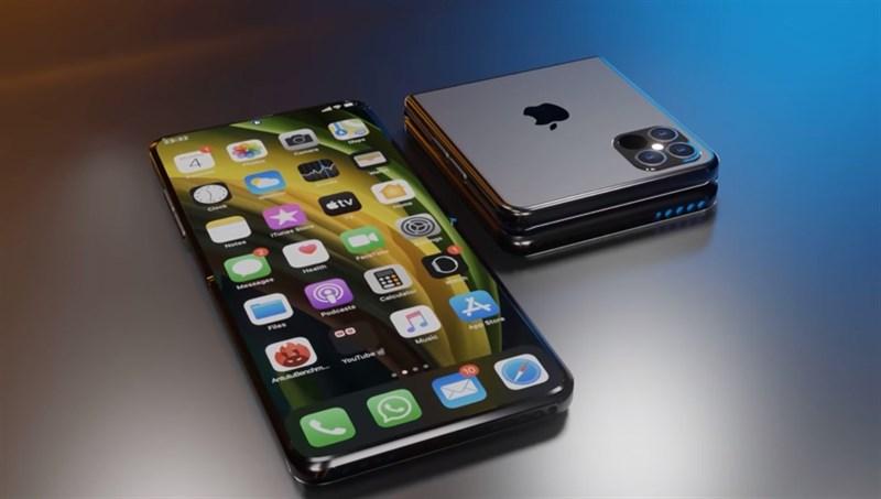 Đây là mẫu iPhone 12 Flip màn hình gập mà mình thấy đẹp nhất