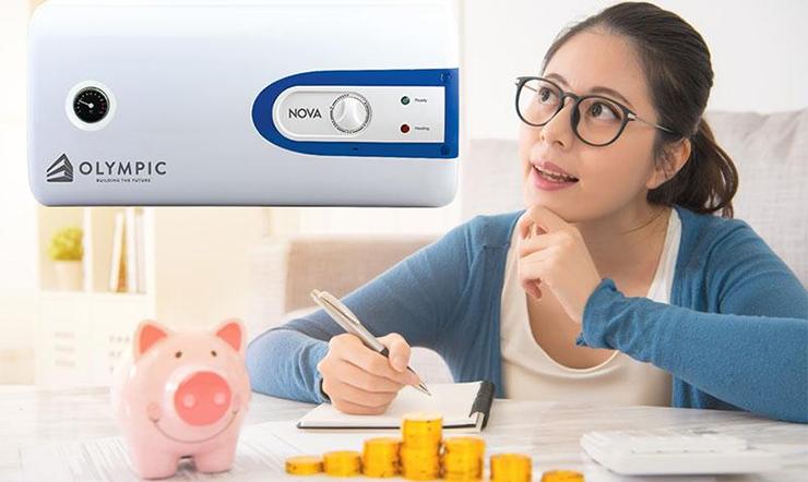 Cách sử dụng bình nóng lạnh để tiết kiệm điện, an toàn tuyệt đối