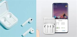 Xiaomi ra mắt tai nghe Mi Air2 SE TWS: Pin dùng 20 giờ, Bluetooth 5.0, giá 560.000 đồng