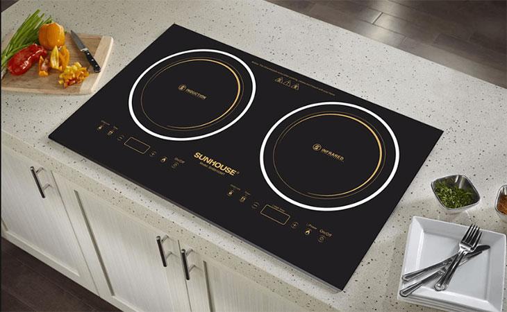Sử dụng bếp điện thay vì bếp gas