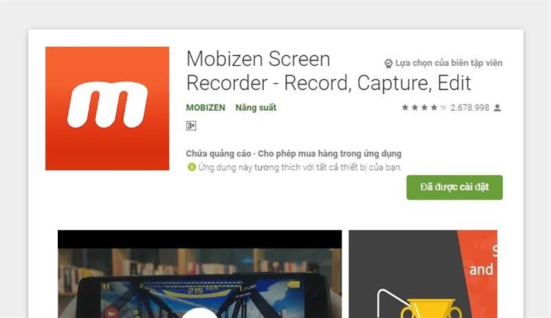 Mẹo quay màn hình có âm thanh trên điện thoại Android