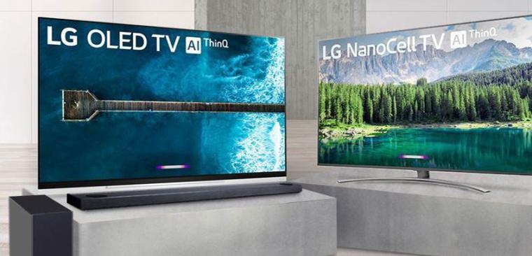 Các công nghệ hình ảnh nổi bật trên tivi LG 2020
