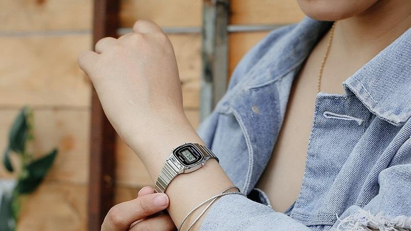 Hình ảnh đồng hồ đeo tay Casio