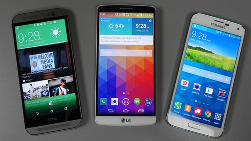 Sai lầm cơ bản khi mua Smartphone