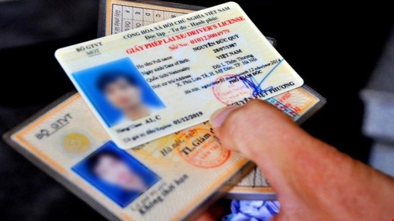 Thủ tục cấp lại giấy phép lái xe