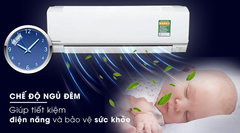 Chế độ Sleep mode của Panasonic