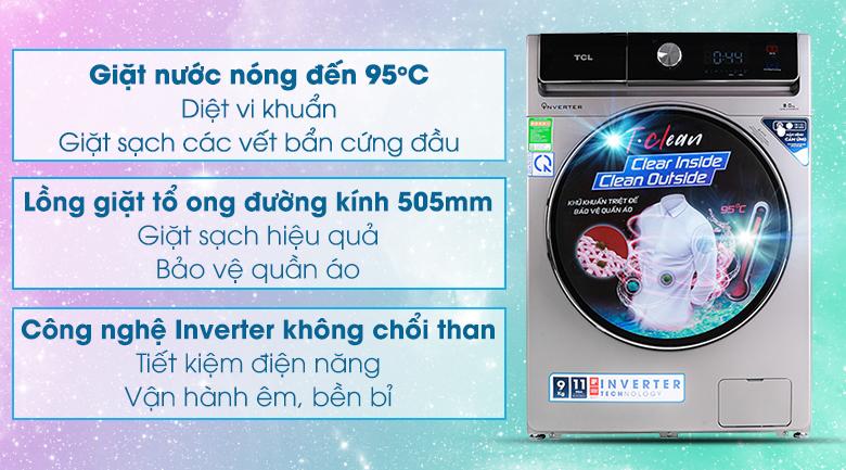 Dòng máy giặt cửa trước -King Series