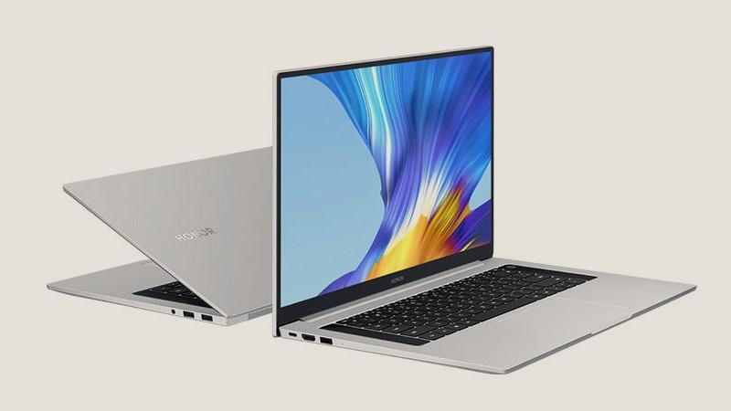 Honor MagicBook Pro 2020 ra mắt: Viền màn hình mỏng, webcam pop-up, GPU GeForce MX350, giá từ 19.7 triệu đồng