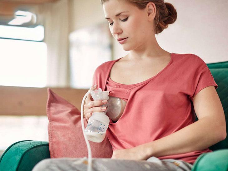 Thời gian hút sữa quá ngắn và không theo cữ