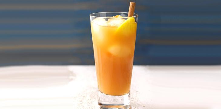 Cách chế biến Cuban Breeze Cocktail có rượu Amaretto