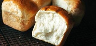 Cách làm bánh mì sữa Nhật Bản bông mềm, dai chuẩn công thức