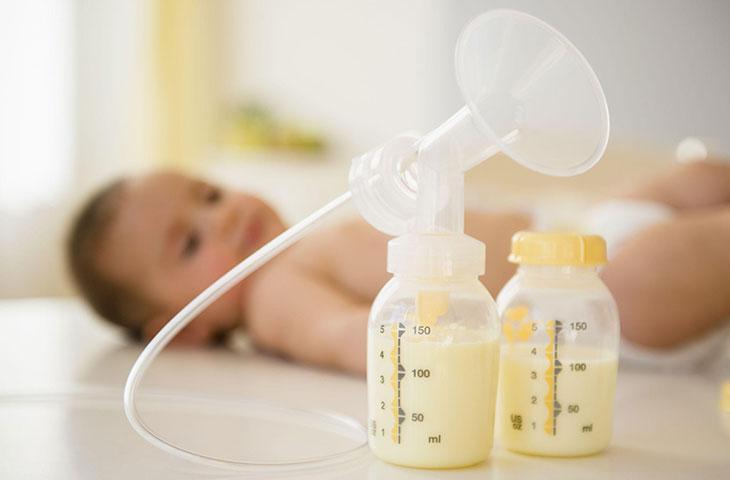 Sản xuất sữa và nhu cầu của bé