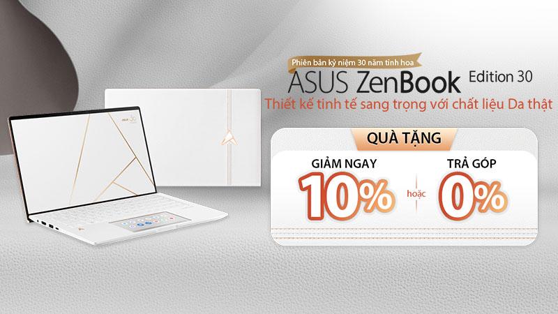 Hình ảnh laptop Asus Zenbook Edition 30