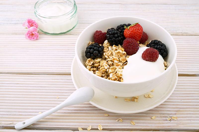 granola tốt cho đường tiêu hóa