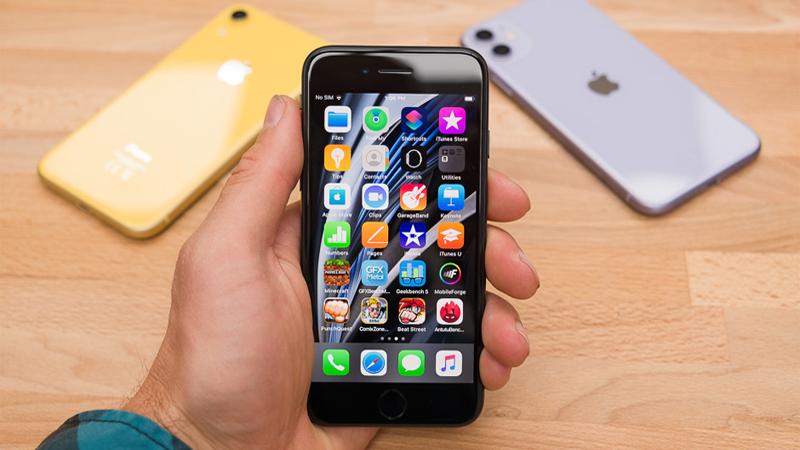 Cách buộc khởi động, khôi phục và vào chế độ DFU trên iPhone SE 2020