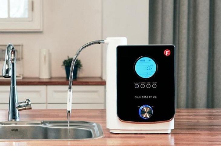Thay vào đó, cân nhắc chọn mua máy lọc nước