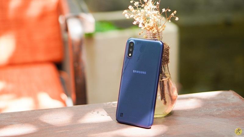 Hình ảnh Samsung Galaxy A01