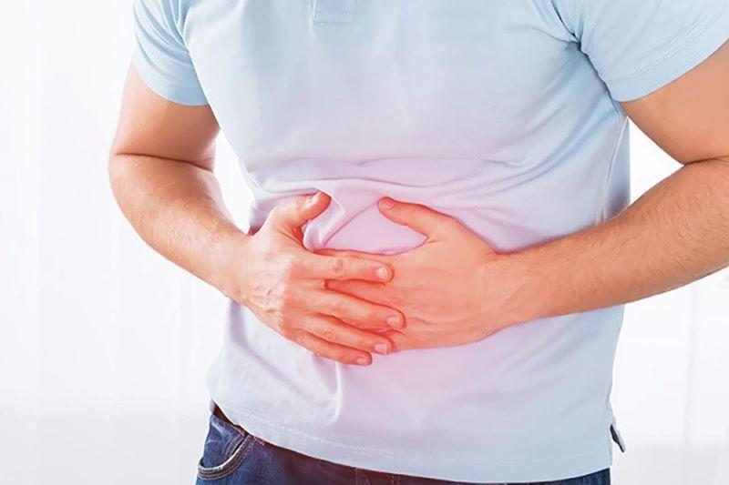 Bị đau bụng, tiêu chảy