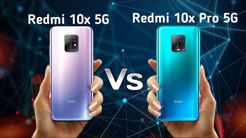 Xiaomi ra mắt bộ 3 smartphone Redmi 10X 4G, Redmi 10X 5G và Redmi 10X Pro 5G, cấu hình ngon nhưng giá chỉ từ 3.2 triệu đồng