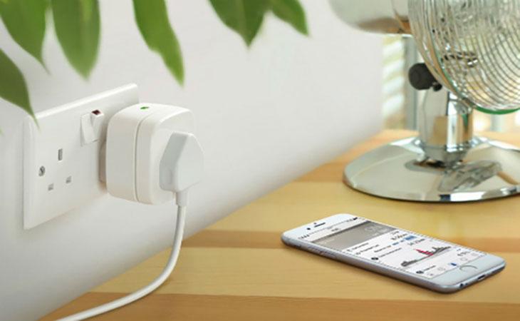 Các lý do nên mua ổ cắm điện thông minh