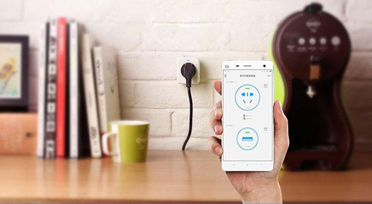 Các lý do nên mua ổ cắm điện thông minh Sạc các thiết bị di động