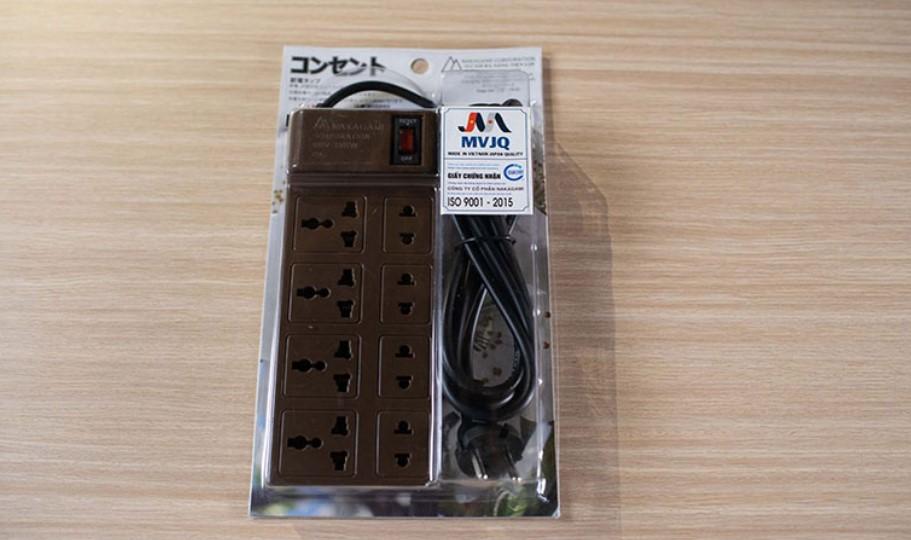 ổ điện tương thích với công suất
